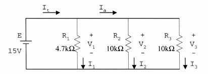 verification of kcl in dc parallel circuit labs reports Lab manual: appendix d: (kcl) 2 consider the circuit shown in fig 172 and the equipment list on page 91 kirchho↵'s laws for circuits 95.