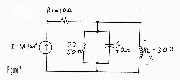 circuit impedance analysis exam 1