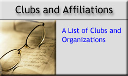 Clubs and Affiliations